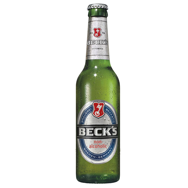 Beck's Analcolica 33cl x24