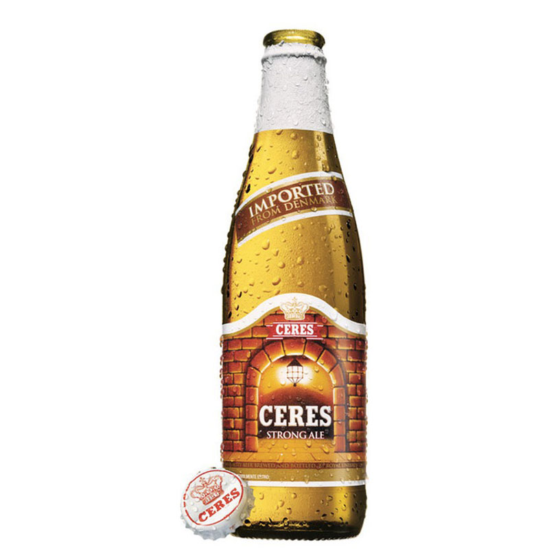 Ceres Strong Ale 33cl x24
