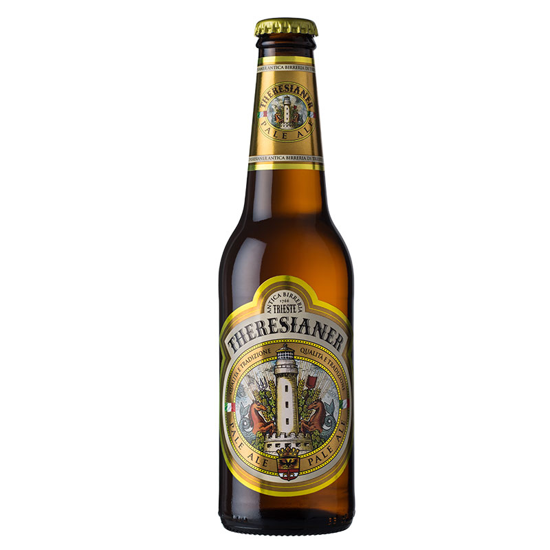 Theresianer Pale Ale Artigianale 33cl x24