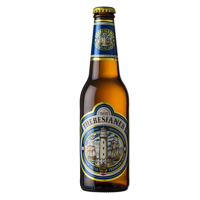 Theresianer Lager Artigianale 33cl x24