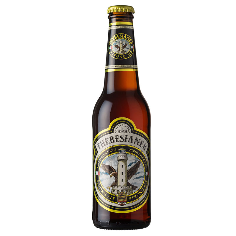 Theresianer Strong Ale Artigianale 33cl x24