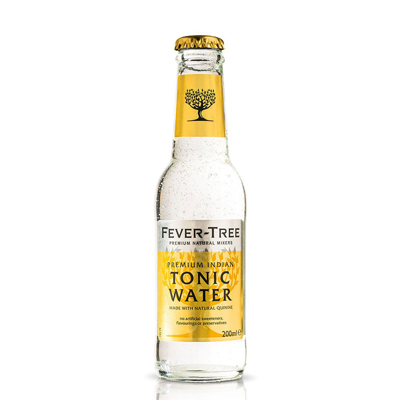Fever Treen Indian Tonic Water 20cl x24 Bottiglie Vetro